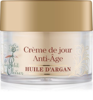 Le Petit Olivier Argan Oil Anti-Wrinkle Day Cream