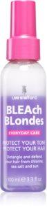 Lee Stafford Bleach Blondes ochranný sprej proti slunečnímu záření pro blond a melírované vlasy