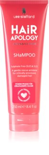 Lee Stafford Hair Apology regenerační šampon pro poškozené vlasy