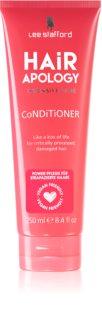 Lee Stafford Hair Apology regenerační kondicionér pro poškozené vlasy