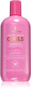 Lee Stafford Curls čistiaci šampón pre kučeravé vlasy