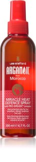 Lee Stafford Argan Oil from Morocco Protective Spray For Heat Hairstyling