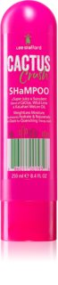 Lee Stafford Cactus Crush hydratační šampon pro jemné vlasy