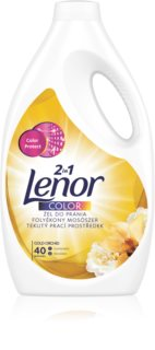 Lenor Gold Orchid prací gel 2 v 1