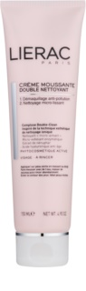 Lierac Démaquillant Cleansing Foaming Cream for Combination Skin