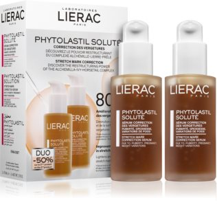 Lierac Phytolastil Cosmetic Set (to Treat Stretch Marks) for Women