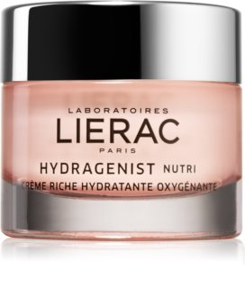 Lierac Hydragenist Anti-Ageing Oxygen Moisturizer For Very Dry Skin