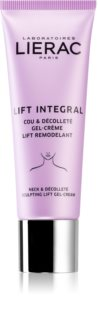 Lierac Lift Integral Regenerating Moisturising Gel Cream for Neck and Décolleté