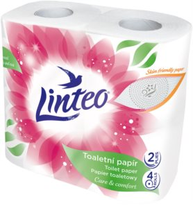 Linteo Care & Comfort Camomile Papier toaletowy