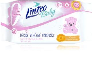 Linteo Baby Soft & Cream dječje nježne vlažne maramice