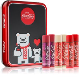 Lip Smacker Coca Cola Kosmetik-Set  II. für Damen