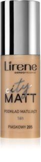 Lirene City Matt Matte Foundation Primer
