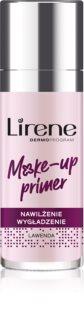 Lirene Make-up Primer Lavender feuchtigkeitsspendender Primer unter dem Make-up