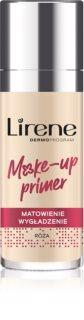 Lirene Make-up Primer Rose mattierender Make-up Primer