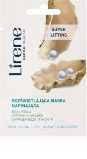 Lirene Masks and Peeling masca iluminatoare pentru intinerirea pielii