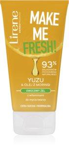 Lirene Make Me Fresh! Deep Cleansing Gel for Face