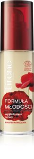 Lirene Youthful Formula Red Poppy sérum hidratante alisador
