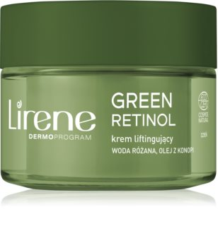 Lirene Green Retinol 50+ Straffende Tagescreme gegen Hautalterung