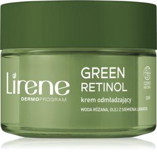 Lirene Green Retinol 60+ fiatalító nappali krém a feszes bőrért
