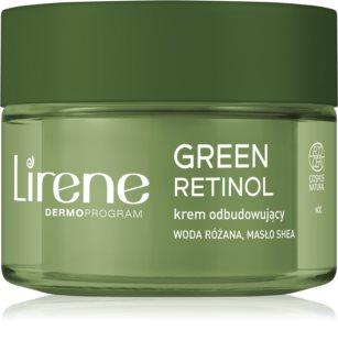 Lirene Green Retinol 70+ megújító éjszakai krém ránctalanító hatással