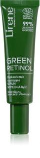 Lirene Green Retinol Serum sérum combleur contour des yeux et lèvres