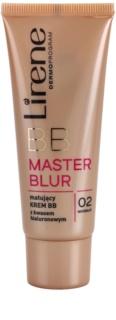Lirene Master Blur matující BB krém s kyselinou hyaluronovou