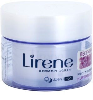 Lirene Rejuvenating Care Regeneration 50+ Anti-Faltencreme mit regenerierender Wirkung
