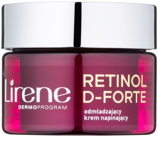 Lirene Retinol D-Forte 60+ Rejuvenating Day Cream with Lifting Effect