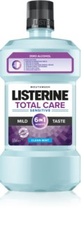 Listerine Total Care Sensitive Komplext skyddande sensitivt munvatten