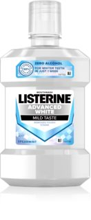 Listerine Advanced White Mild Taste