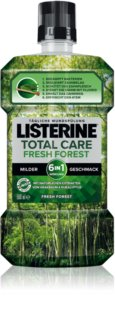 Listerine Total Care Fresh Forest elixir bocal