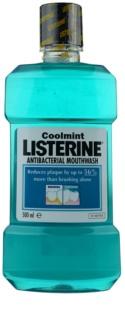 Listerine Cool Mint apă de gură pentru o respirație proaspătă