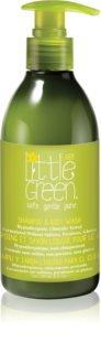 Little Green Baby šampon a sprchový gel 2 v 1 pro děti od narození