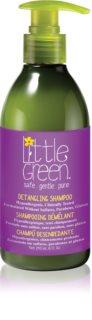 Little Green Kids dětský šampon pro snadné rozčesání vlasů