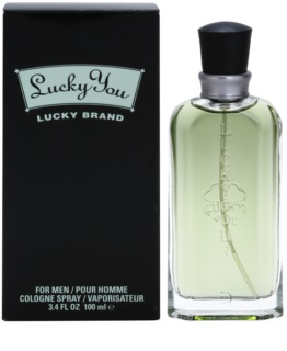 Liz Claiborne Lucky You acqua di Colonia per uomo