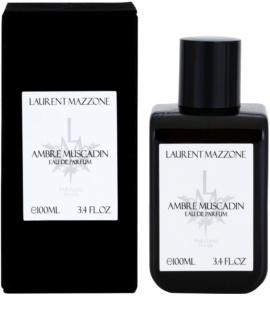 LM Parfums Ambre Muscadin eau de parfum unissexo