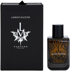 LM Parfums Hard Leather parfémový extrakt pre mužov