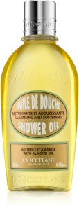 L'Occitane Amande Shower Oil масло для душа