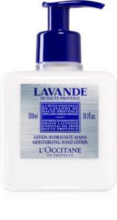 L'Occitane Lavender feuchtigkeitsspendende Creme für die Hände