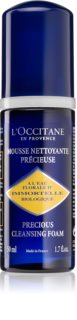 L'Occitane Immortelle Divine pjena za čišćenje