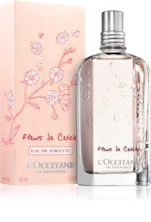 L'Occitane Fleurs de Cerisier  eau de toilette para mulheres