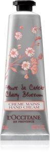 L'Occitane Fleurs de Cerisier  kézkrém