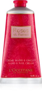 L'Occitane Rose Handcreme mit Rosenduft