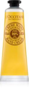 L'Occitane Shea Butter krém na ruce s vůní vanilky