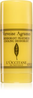 L'Occitane Verveine Agrumes Deodorant Stick for Women