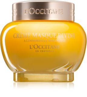 L'Occitane Immortelle Divine Nourishing Cream Mask With Rejuvenating Effect