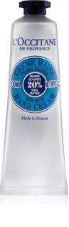L'Occitane Karité крем для рук для сухой кожи
