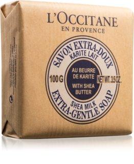 L'Occitane Karité Lait нежен сапун