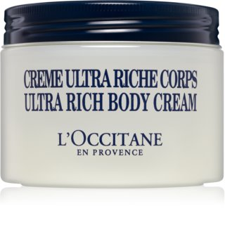 L'Occitane Karité Nourishing Body Cream  For Dry To Very Dry Skin