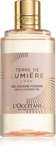 L'Occitane Terre de Lumière Silky Shower Gel for Women